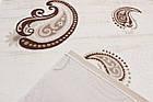 Коврик современный ELHAMRA 0008 1,5Х2,33 КРЕМОВЫЙ прямоугольник, фото 4