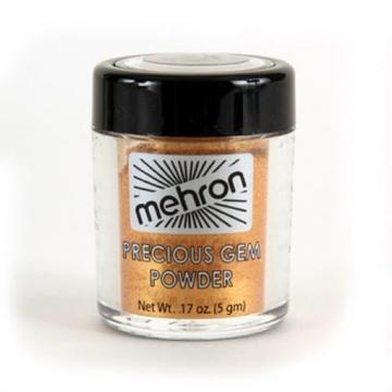 MEHRON Сияющие пигменты Celebré Precious Gems, Topaz (Топаз), 5 г