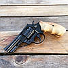 """Револьвер Zbroia PROFI 3"""" под патрон флобера (чёрный / бук), фото 4"""