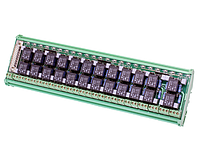 Модуль BK-R24Q (релейная коммутация 24 выходных каналов)