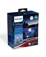 Автолампы Philips X-treme Ultinon +250% H8/H11/H16 11366XUWX2, фото 1
