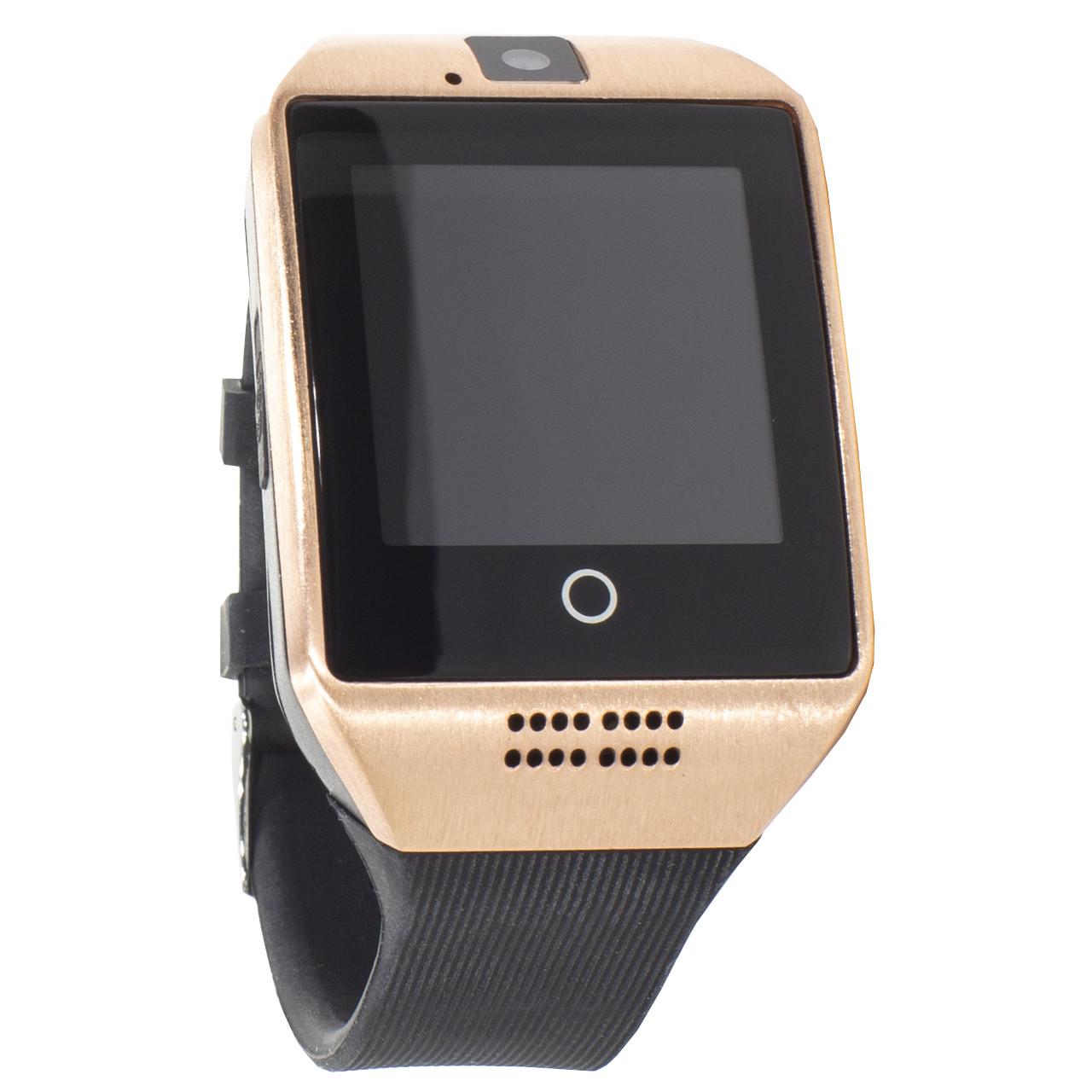 Смарт-часы UWatch Q18 с Sim картой Gold (2631-9537)