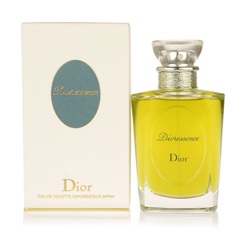 Оригинал Dior Les Creations de Monsieur Dior Dioressence 100ml edt Диор Ле Криэйшн Диорессенс