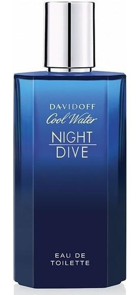 Оригінал Davidoff Cool Water Night Dive 125ml edt Давідофф Кул Вотер Найт Дайв