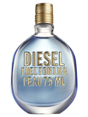 Оригінал Diesel Fuel for Life L'eau 75ml edt Дизель Фуел фо Лайф Ллю