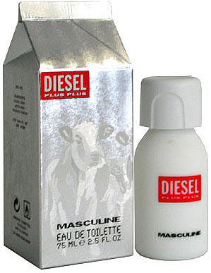 Оригінал Diesel Plus Plus Masculine 75ml edt Дизель Плюс Плюс Маскулин