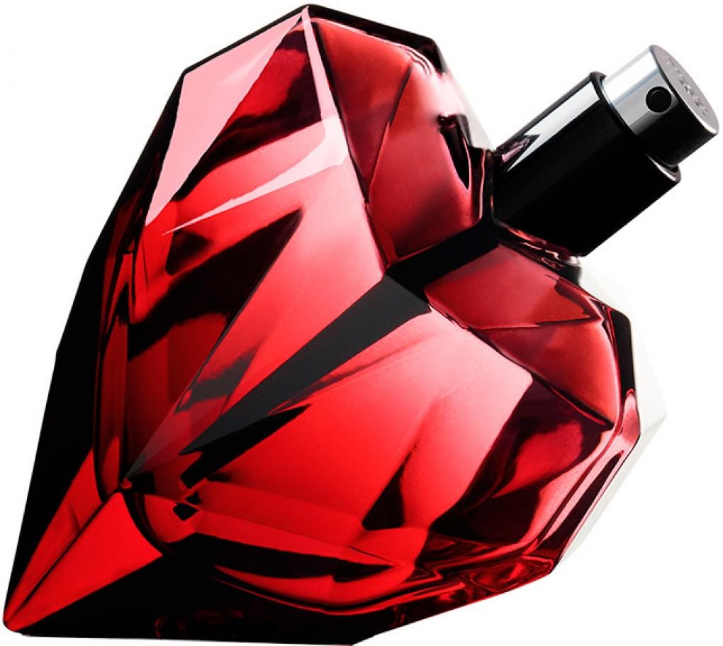 Оригинал Diesel Loverdose Red Kiss 75ml edp Дизель Ловердос Ред Кисс