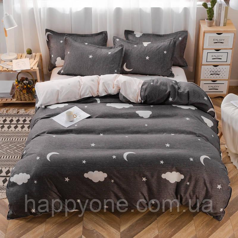 Комплект постельного белья Night Sky (двуспальный-евро)