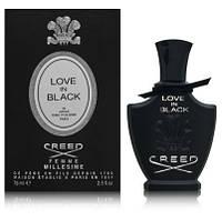 Оригинал Creed Love in Black 75ml edр Крид Лав ин Блэк, фото 1