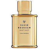 Оригинал David Beckham Instinct Gold Edition 50ml edt Духи Дэвид Бекхэм Инстинкт Голд Эдишн