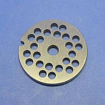 Комплект решеток для мясорубки Bosch (отверстия 8мм, 6мм, 4.5мм), фото 3
