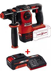 Набор перфоратор Einhell HEROCCO-Solo + зарядное устройство и аккумулятор 18V 3,0 Ah