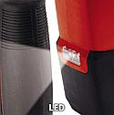 Набор перфоратор Einhell HEROCCO-Solo + зарядное устройство и аккумулятор 18V 3,0 Ah, фото 6