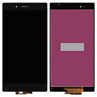 Дисплейный модуль (дисплей + сенсор) для Sony Xperia Z Ultra C6802 / C6806 / C6833, оригинал