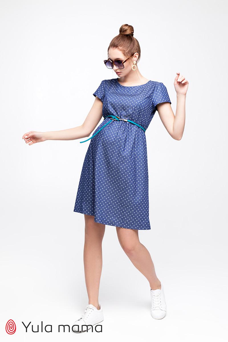 Літнє плаття для вагітних та годуючих Celena DR-29.011