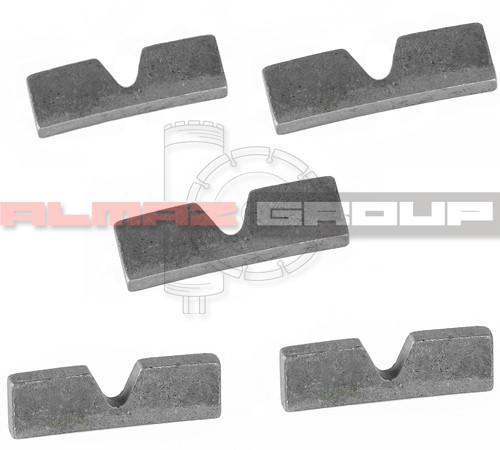 Сегмент для дисков по железобетону Ø 1000 мм для стенорезных машин