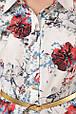 Длинное женское красивое  платье Алена белое(48-56), фото 3