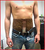 Лечебный шерстяной пояс из верблюжьей шерсти Nebat, Турция, фото 1