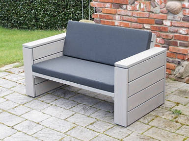Кресло XL 127*81*80 см TM Mobler