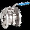 Кран шаровый НЖ Brandoni DN125 AISI316
