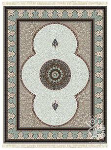 Ковер восточная классика FARSI G101 2Х3 КРЕМОВЫЙ прямоугольник