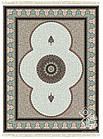 Ковер восточная классика FARSI G101 2Х3 КРАСНЫЙ прямоугольник, фото 2