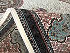 Ковер восточная классика FARSI G101 2Х3 КРАСНЫЙ прямоугольник, фото 4