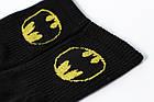 Носки Rock'n'socks Бэтмен чёрные, фото 2