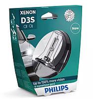 Ксеноновая лампа Philips X-tremeVision gen2 D3S 4800К 35W 42403XV2S1