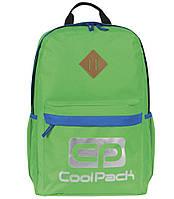 Рюкзак молодіжний JUMP NEON GREEN CoolPack