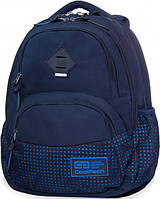 Рюкзак DART II DOTS BLUE / NAVY CoolPack
