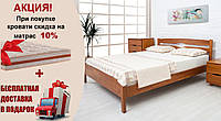 Кровать деревянная Ликерия Люкс 1,4м, фото 1