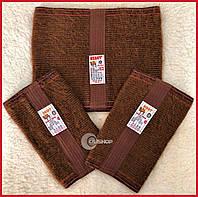 Комплект! Лечебные пояс и наколенники из натуральной шерсти верблюда.Турция, фото 1