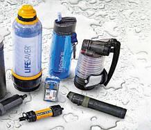 Фильтр для воды и обеззараживание