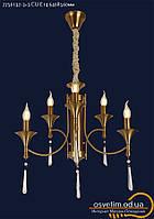 Люстра классическая свеча&7756132-3+3 CU
