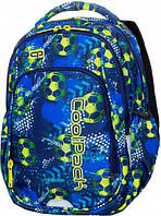 Рюкзак STRIKE S FOOTBALL BLUE CoolPack