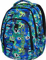 Рюкзак STRIKE USB BLUE EYES CoolPack