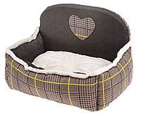 Мягкое место-лежак для мини-собак Ferplast ANGEL, фото 1