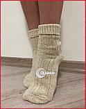Вовняні шкарпетки (овеча шерсть) Nebat, Розміри в описі, фото 2