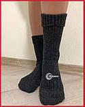 Вовняні шкарпетки (овеча шерсть) Nebat, Розміри в описі, фото 3