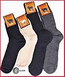 Вовняні шкарпетки (овеча шерсть) Nebat, Розміри в описі, фото 5