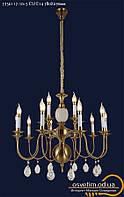 Люстра классическая свеча&7756117-10+5 CU