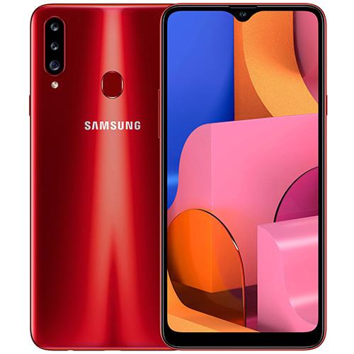 Samsung Galaxy A20s 3/32Gb (SM-A207/DS) UA-UCRF 12 мес Red