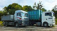 Вывоз крупногабаритных отходов (ВГВ), строительных и твердых бытовых отходов (ТБО)