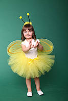 Костюм пчёлки. Юбка+набор с крылышками