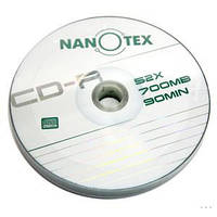 Диск Nanotex  CD-R 700Mb 52xbulk 50 (90 мин.)