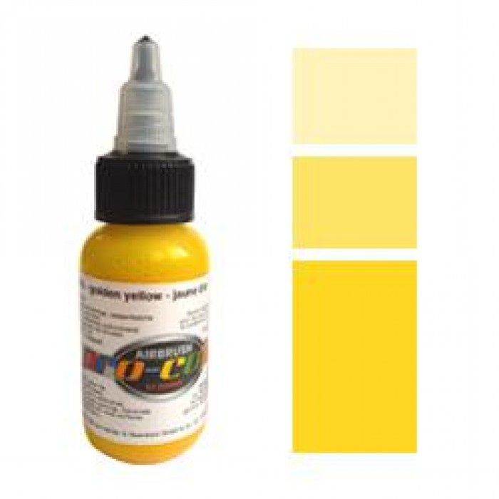 Pro-color 60002 opaque canary (канареечная), 30мл