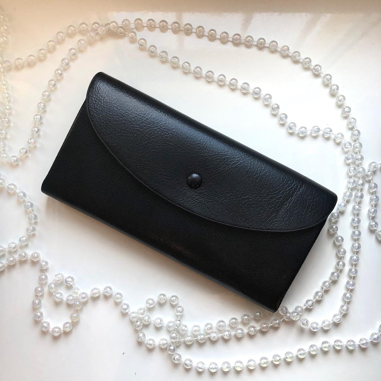 Элегантый женский кошелек-конверт   19*10 см