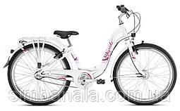 Велосипед Puky SKYRIDE 24-3 LIGHT  Shimano Nexus 3 (белый/white)