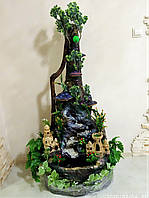 Комнатный Фонтан-Водопад Ручной Работы